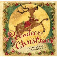 Reindeer Christmas - Mark Kimball Moulton