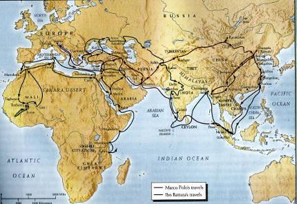 Ποιοι ήταν οι μεγαλύτεροι εξερευνητές και θαλασσοπόροι;