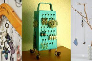 4 DIY τρόποι να οργανώσεις τα κοσμήματά σου!