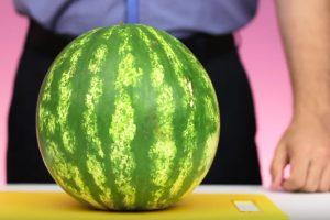 9 διαφορετικοί τρόποι να κόψεις ένα καρπούζι! (VIDEO)