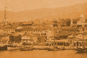 Η Σμύρνη στην ελληνική λογοτεχνία (μυθιστόρημα) την περίοδο 1980-2012