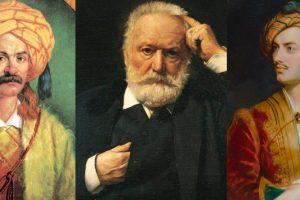 Οι μεγαλύτεροι Φιλέλληνες της Ελληνικής Επανάστασης.