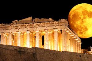 10 Αισθαντικά Ποιήματα για τη Σελήνη που θα σε συνεπάρουν!