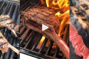 """Τσικνοπέμπτη σήμερα! Πάρτε μια """"λαχταριστή"""" γεύση από τα καλύτερα barbeque! (VIDEO)"""