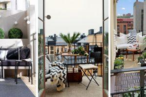 8 ιδέες για να μετατρέψετε το μπαλκόνι σας σε μικρό παράδεισο!