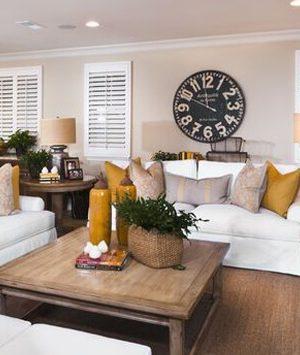 10 ιδέες για την διακόσμηση του Living room σας!