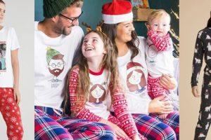 10 χριστουγεννιάτικες πιτζάμες για όλη την οικογένεια!