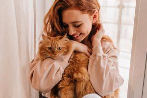 7 πλεονεκτήματα να έχετε κοντά σας μια γατούλα!